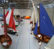 Boatshed Cowes & the Classic boat museum