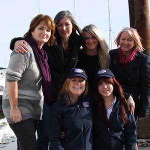 Girls Adrift - 48 hours to go before liferaft challenge