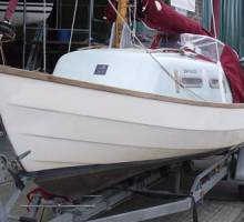 New Instructions – Drascombe Longboat  (Cruiser) for sale