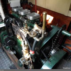 Older Boat Engines: Snog, marry, avoid?