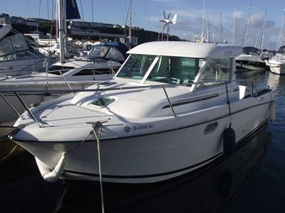 New Instructions – Jeanneau Merry Fisher 695 for sale