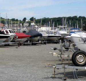Park and Launch Facilities in Pwllheli