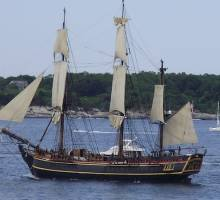 The Loss of the HMS Bounty
