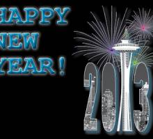 Best Wishes For A Lucky 2013!