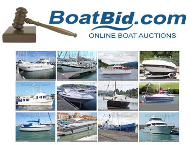 Over 35 cracking boats up for auction in January 2013