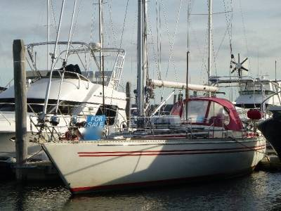 Helmsman 47 with Indispensible Sailboat Equipment