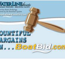 Bountiful Bargains On BoatBid!