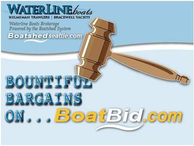 Bountiful Bargains On BoatBid!