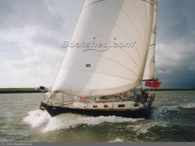 Featured boat: Contessa 32