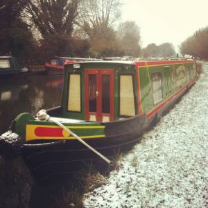 New Community #Narrowboat in Herts