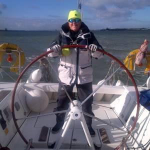 Boatshed Thames goes sailing on the Solent!