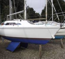 New Instructions – Hunter Horizon 23 for sale