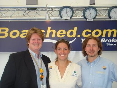 Boatshed's Southampton Boat Show off to a cracking start