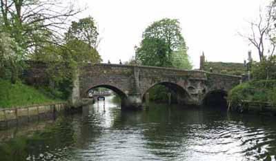 Bishops Bridge, River Wensum