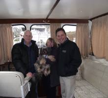 Handover to New Owners