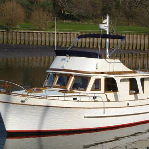 New Instructions – Marine Trader Europa 40 for sale