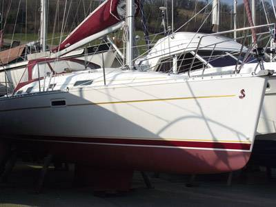 New Instructions – Beneteau Oceanis 311 Clipper for sale