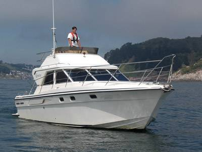 New Instructions – Fairline Corniche 31 (tri cabin) for sale
