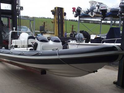 New Instructions – Shakespeare 620 Sport RIB  for sale