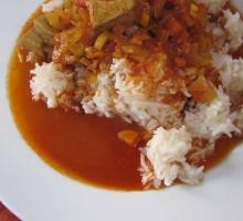 From the Galley - Mozambique Tuna Curry