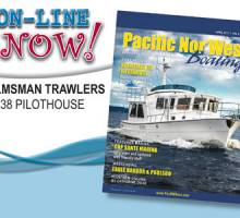 Helmsman Trawlers 38 Pilothouse - Featured!
