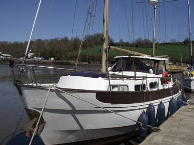 New Instructions – Coaster 33 Motor Sailer for sale