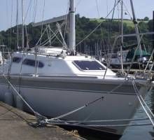 New Instructions – Westerly Regatta 260 for sale