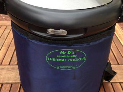 GADGET TEST - Mr D's Thermal Cooker - a very handy Christmas present