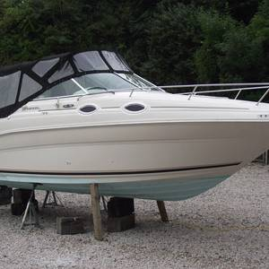 New Instructions – Sea Ray 240DA Sundancer for sale