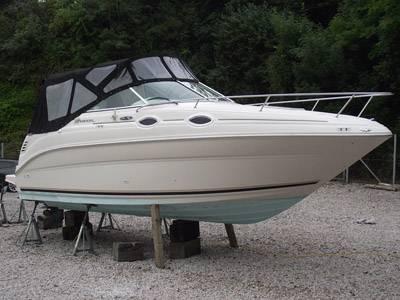 New Instructions – Sea Ray 240DA Sundancer for sale