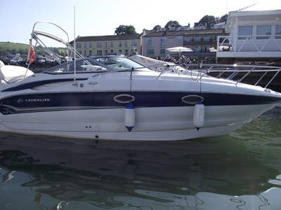 New Instructions – Crownline 250CR for sale