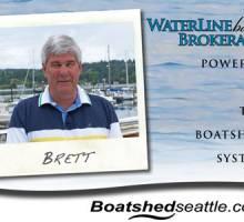 Waterline Boats / Boatshed Seattle Welcomes Brett Oemichen!