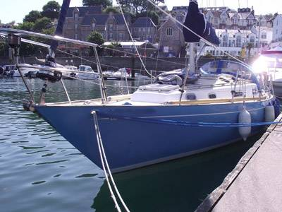 New Instructions – Contessa 32 for sale