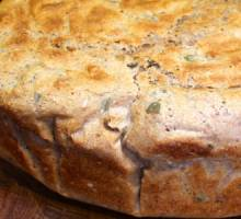 From the Galley - EASY BOAT BREAD RECIPE