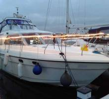Broom 33 Motor Boat  For Sale - Beautiful example