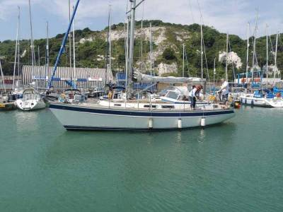 Hallberg Rassy 36 MKII For Sale  - Exquisite Sailing Yacht