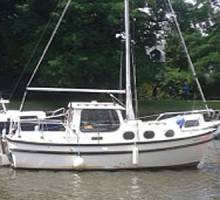 New Instructions – Hardy Motor Sailer 21 For Sale