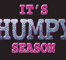 It's HUMPY Season!