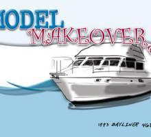 Model Makeover: 1993 Bayliner 4388