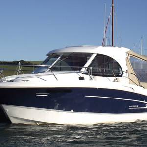 New Instructions – Beneteau Antares 8 for sale