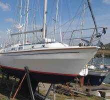 An outstanding Westerly Discus for sale.