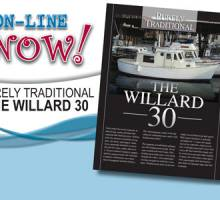 Pacific Nor'west Boating Features Willard 30 Trawler!