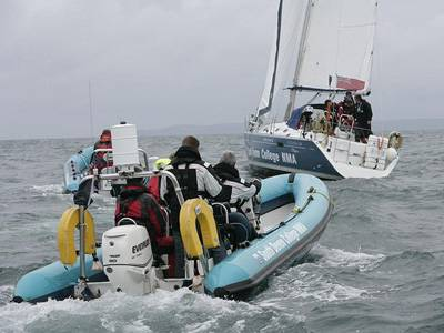 Sailing and a Formal Qualification – A great combination!
