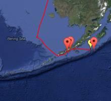 SV Traversay III - North West passage/The last offshore?