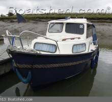 Boats for pottering around & fishing: Reduced.