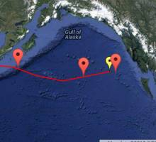 SV Traversay - North West Passage/One more day at sea