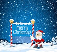 A VERY MERRY CHRISTMAS FROM BOATSHED POOLE