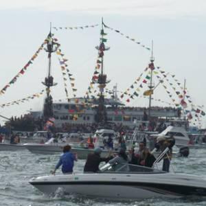 Pirate's attack Tampa