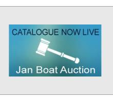 Check out the boats in our next auction: Catalogue is now live