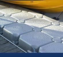 Aqua-Dock Modular Mooring & Pontoon Systems